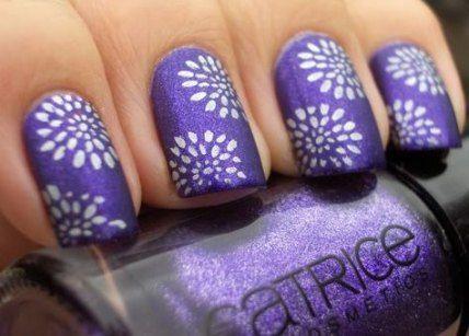 46+ Ideas For Nails Design Purple And Silver China Glaze – #China #Deko #Design …
