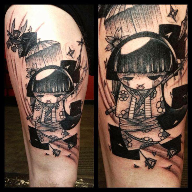 Tattoo Mopé