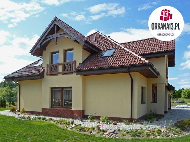 Orkana13.pl Nieruchomości - Domy wolnostojący Olsztyn na sprzedaż Gutkowo Kiemliczów