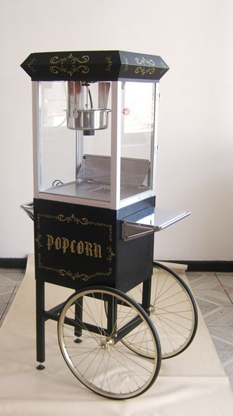 My ideal popcorn maker for a theatre room