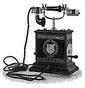 Telephone - Wikipedia, the free encyclopedia