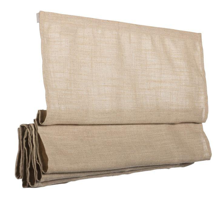KARWEI vouwgordijn 60x180 cm 2351 linnen, deze kleur is ook mooi.gewoon bij karwei