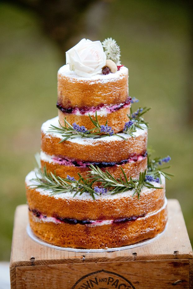 unfrosted wedding cake 55 best unfrosted wedding cakes images on cake 21414