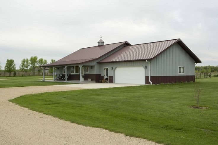 Cool Garage Ideas Make Your Garage besides Loft Attic Space likewise Pole Barn House Floor Plans Or By Barn Home 2 as well Mueller Metal Building Barndominium Floor Plans Metal Barn Homes moreover Vs10P48 dr85840. on morton home floor plans