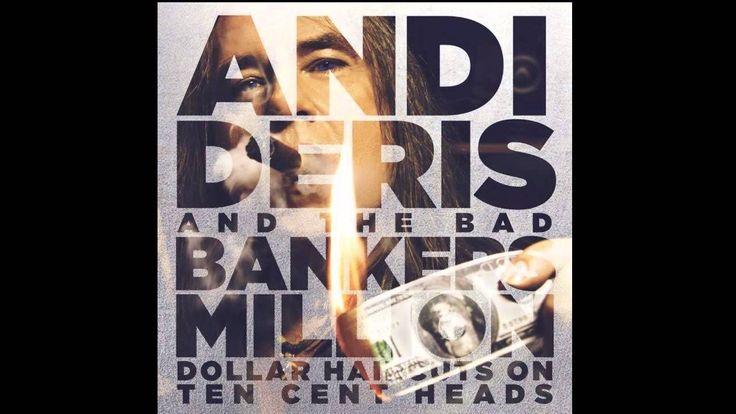 Andi Deris & Bad Bankers - Behind Dead Eyes(Bonus Track)