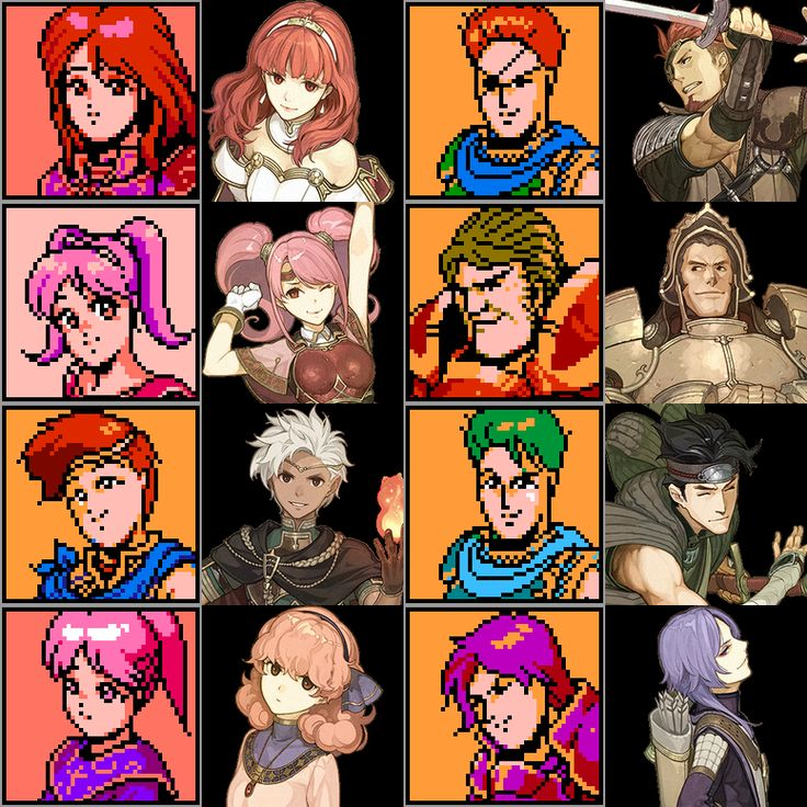Fire Emblem Echoes: Shadows of Valentia is a remake of 1992 title Fire Emblem Gaiden. Let's see how the new 3DS version compares to the Famicom one.