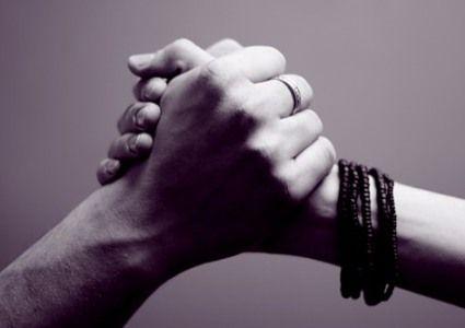 Открытки - Международный день дружбы - Крепкая дружба