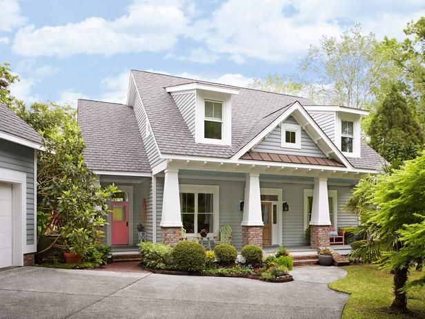 324 Best Images About Craftsman On Pinterest | House Plans