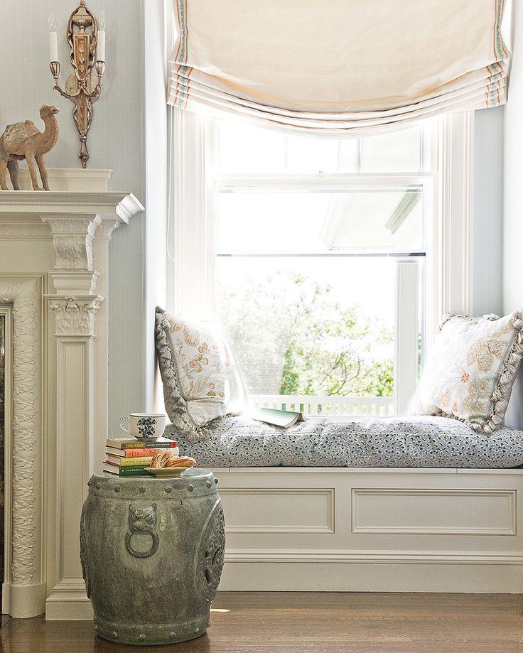 Living Room Window Seat