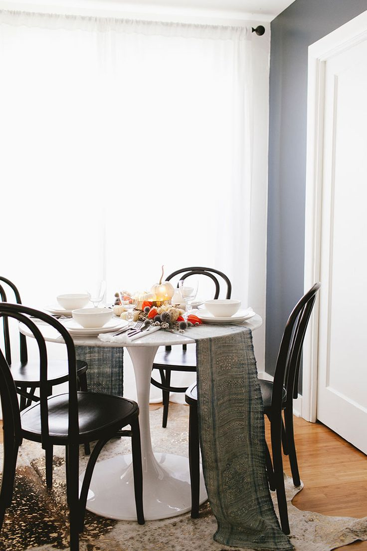 113 best Dining Rooms images on Pinterest | Decorate dining tables ...