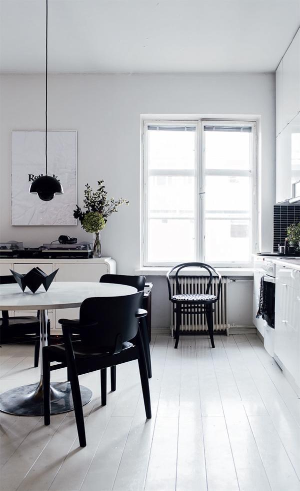 Mustavalkoisen elokuvan tunnelmaa | Koti ja keittiö