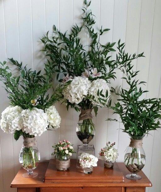 Mariage Vintage - arrangements floraux.  www.stylisteflorale.ca