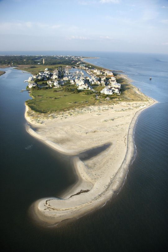 Bald Head Island   North Carolina (by Ron Chapple