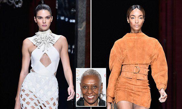 Black supermodel Bethann Hardison slams agencies for 'holding back' models of color | Daily Mail Online