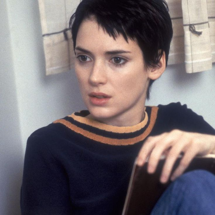 Winona Ryder young                                                                                                                                                      More