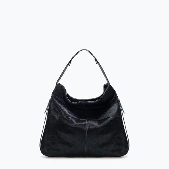 SOFT FURRY BAG