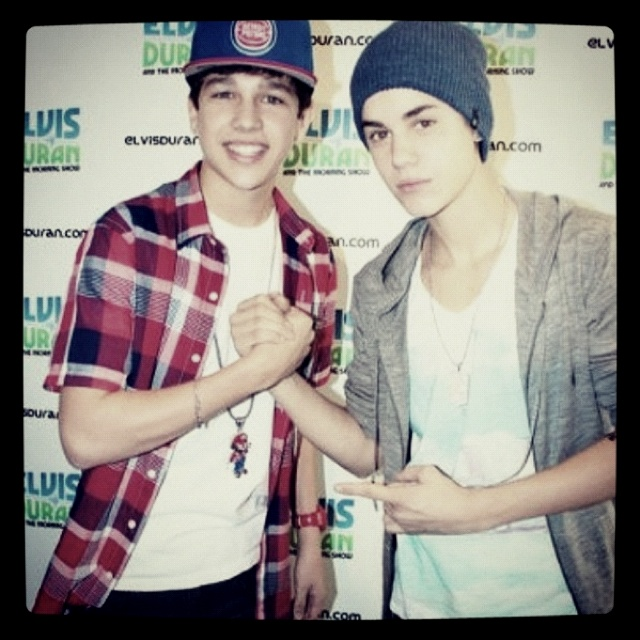 two of my idols right next to each other. justin bieber and austin mahone.: Justin Bieber, Austin Carter, Justin Drew, Austin Mahone3, Drew Bieber, Meeting Justin, Justin Beiber, Carter Mahone, Austincartermahon Photos