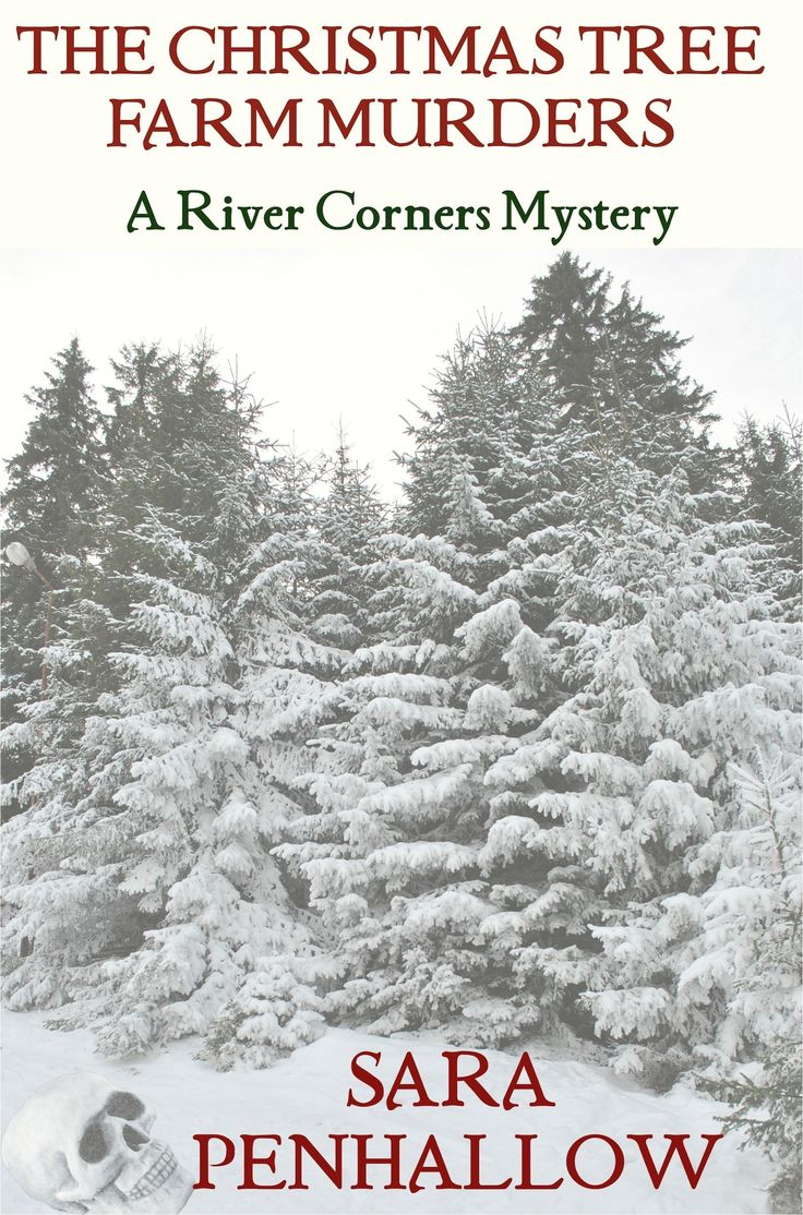 The Christmas Tree Farm Murders (river Corners Mysteries Book  1):amazon:kindle
