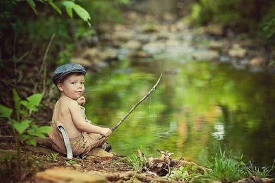 Theano, a m@mmy on line: Πάμε για ψάρεμα