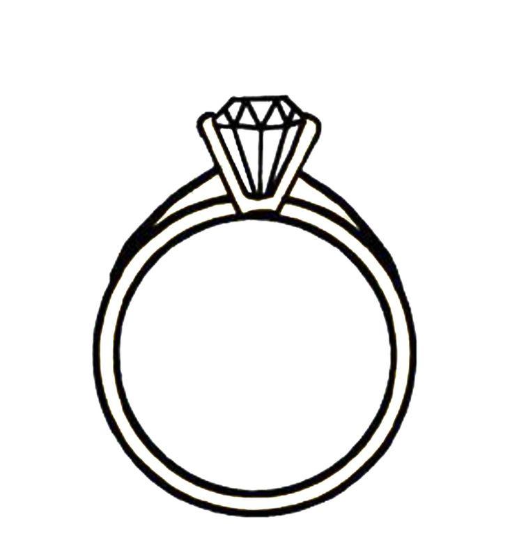 diamond ring clipart - photo #16