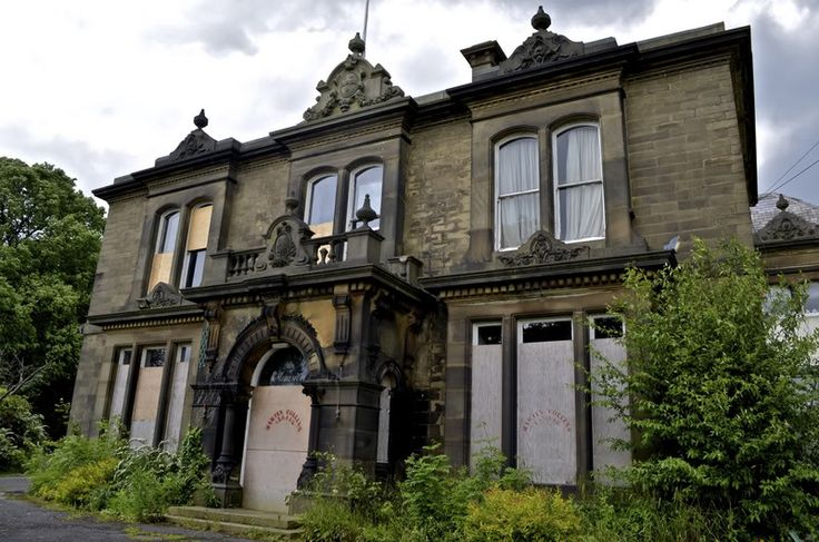 Archived Report - Horncliffe Mansion and Jaguar Graveyard, Edenfield, Lancashire - June 2012