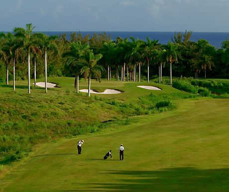 5 of the best golf courses in the Caribbean  http://www.aluxurytravelblog.com/2013/03/26/5-of-the-best-golf-courses-in-the-caribbean/