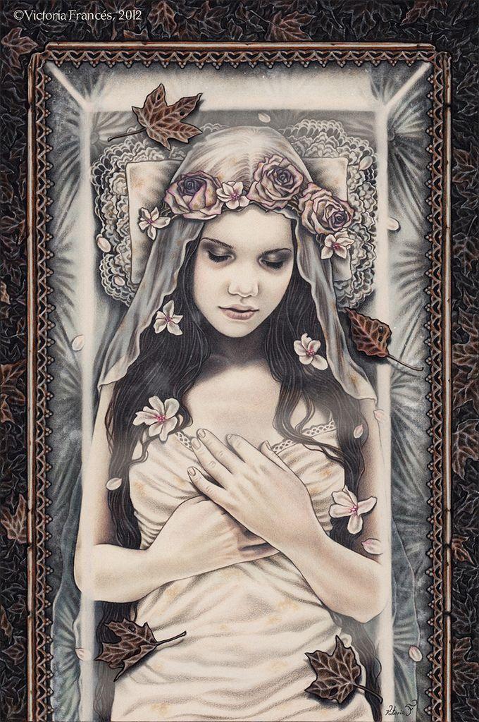Sueño eterno - Victoria Francés