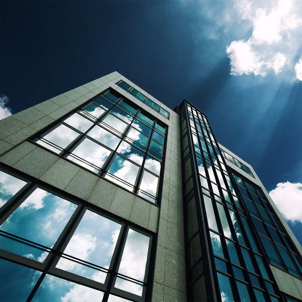 Architecture Photography by Nick Frank