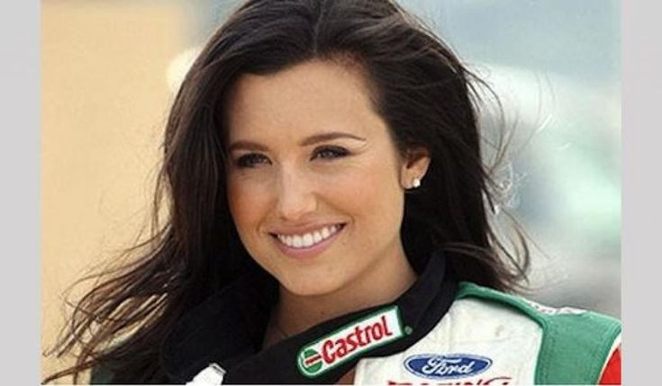 Six Women Who are Changing the Face of Motorsports - 6. Ashley Force Hood