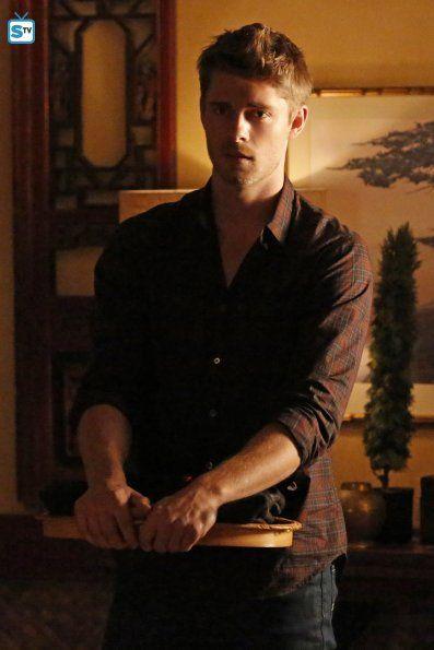 "#AgentsofSHIELD 2x17 ""Melinda"" - Lincoln"