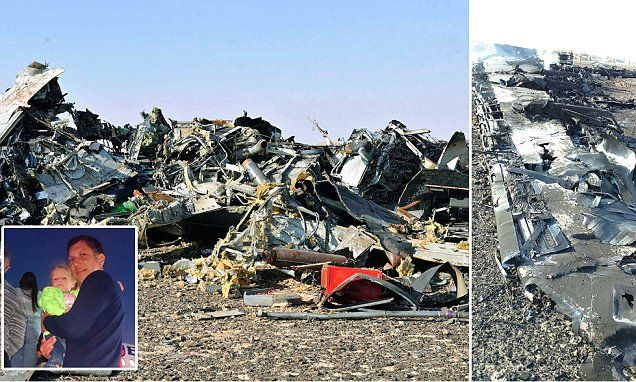 ISIS claims responsibility for Russian jet crash that killed 224 #DailyMail | These are some of the stories. See the rest @ http://twodaysnewstand.weebly.com/mail-onlinecom
