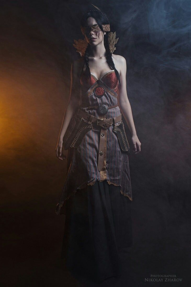 17 best images about the witcher cosplay on pinterest - Ciri gwent card witcher 3 ...