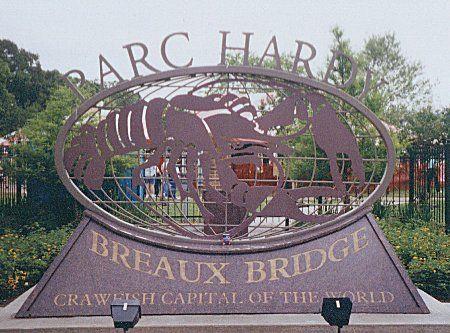City of Breaux Bridge LA | Breaux Bridge, LA Restaurant Guide - Menus and Reviews - MenuPix