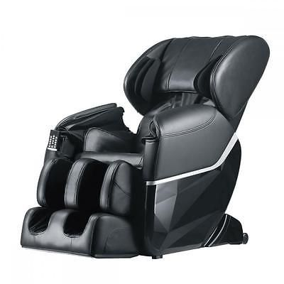 Electric Massage Chairs: New Electric Full Body Shiatsu Massage Chair Foot Roller Zero Gravity W/Heat -> BUY IT NOW ONLY: $639.0 on eBay!