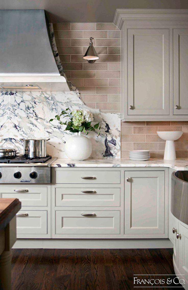 Mont Blanc - Modern Kitchen Range Hood | Francois and Co.