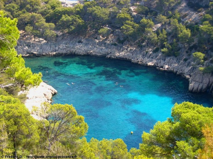 South France Calanques