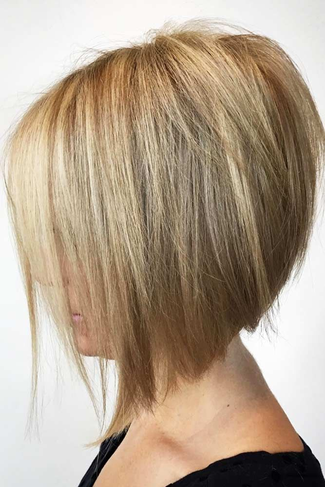 Untitled Graduated Bob Hairstyles Short Stacked Haircuts Hair Styles