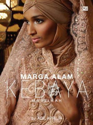 Kebaya Muslimah Marga Alam by Ade Aprilia
