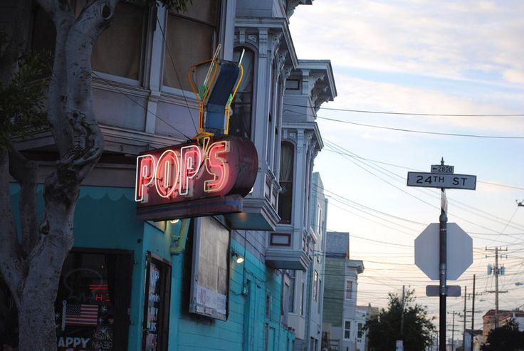 If Only San Francisco's Neon Signs Could Live Forever | Atlas Obscura