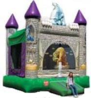 scary bounce house inflatable jump party rentals in san diego for spooky fun halloween parties and