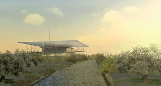 The Stavros Niarchos Foundation Cultural Center by Renzo Piano - (under construction)