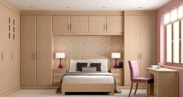 Yatak Odası Gömme Dolap Modelleri (10) |
