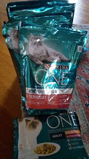 Nel carrello di Chicca: Purina ONE BIFENSIS: la salute del gatto dipende a...