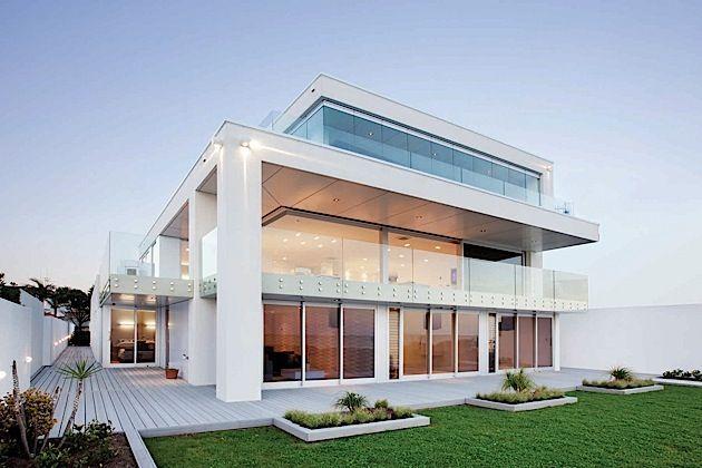 Architektur Ein Strandhaus in Neuseeland dream homes - möbel martin küchen angebote
