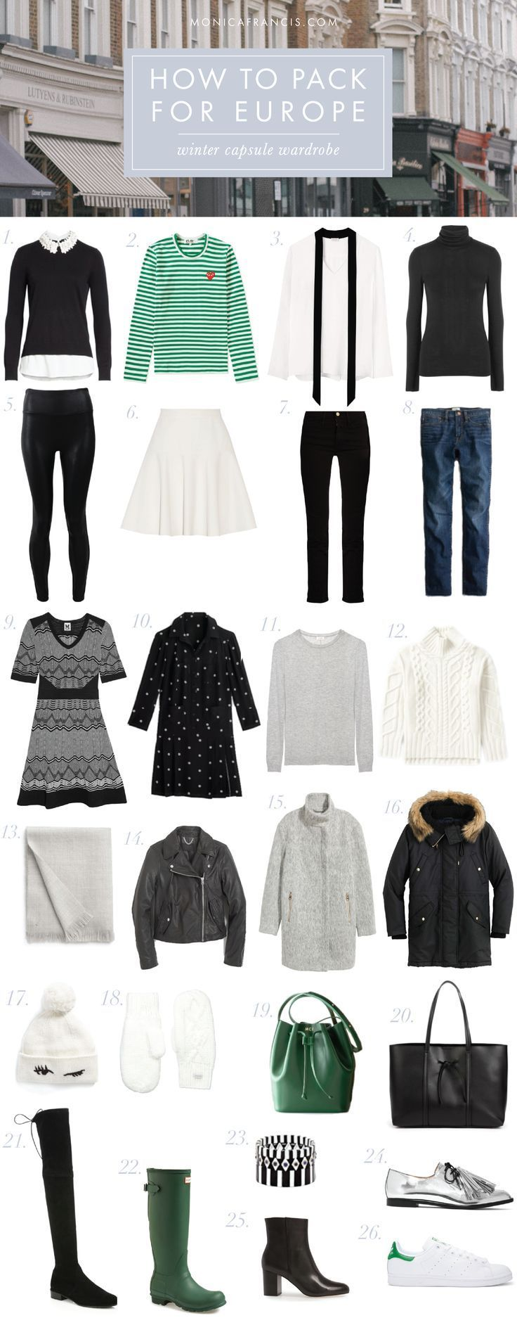 Winter Capsule Wardrobe For 2017 And 2018: Best 25+ Europe Travel Outfits Ideas On Pinterest