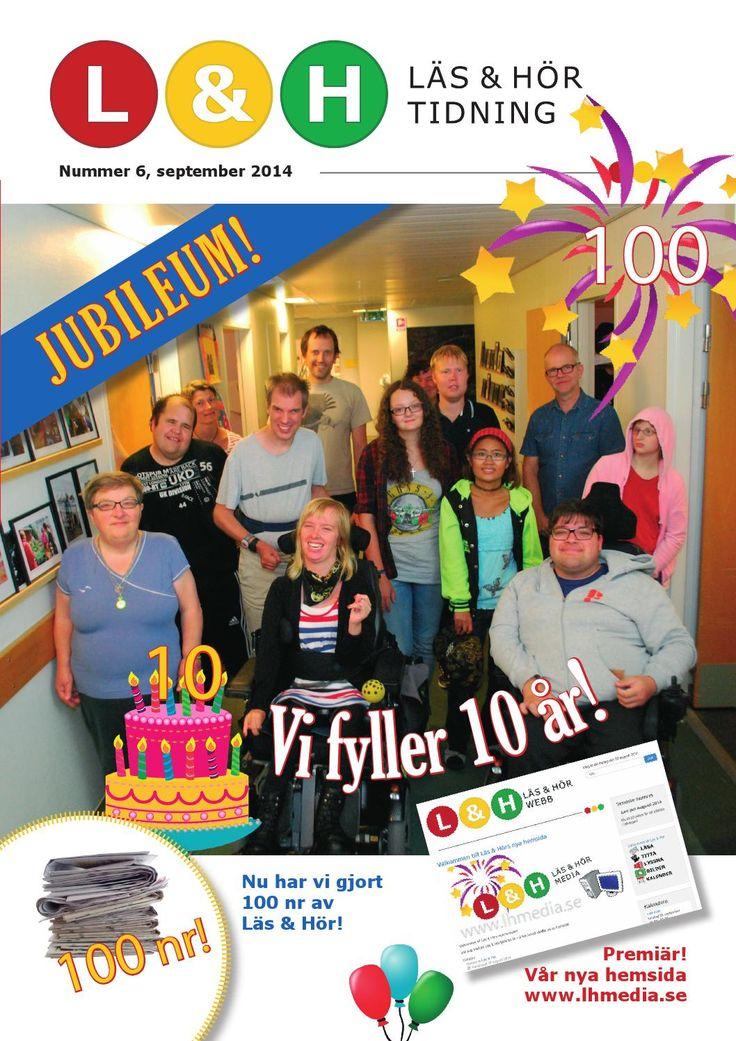 2014 06 September  Läs & Hör September