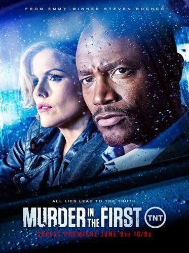 Murder in the First (TV Series 2014– )-This show is BEAST! Love Taye Diggs!