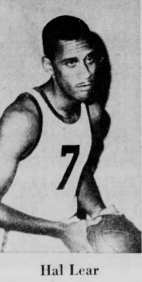 """Harold C. """"Hal"""" Lear, Jr. (January 31, 1935 – June 25, 2016) was an American basketball player. He starred at Temple University in his hometown during the 1950s. He earned the NCAA Basketball Tournament Most Outstanding Player in 1956 after leading Temple to the Final Four. After college, Lear was selected by the Philadelphia Warriors with the seventh pick of the 1956 NBA draft. His NBA career was brief, however: he appeared in just three games during the 1956–57 NBA season"""