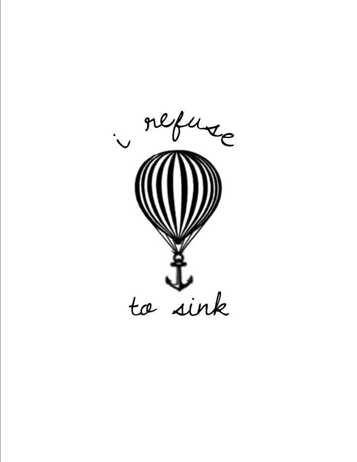 i refuse to sink.. font option #1