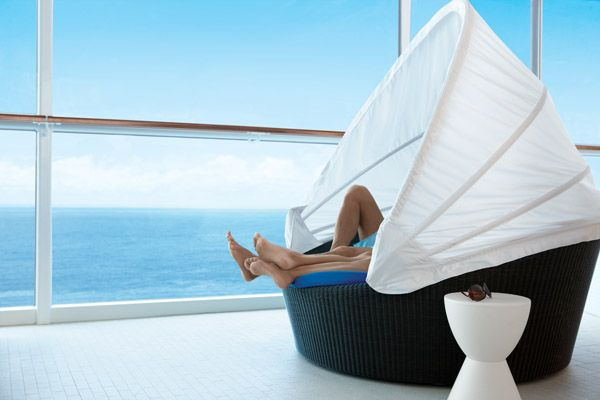 Celebrity Cruise Lines Deck Chair